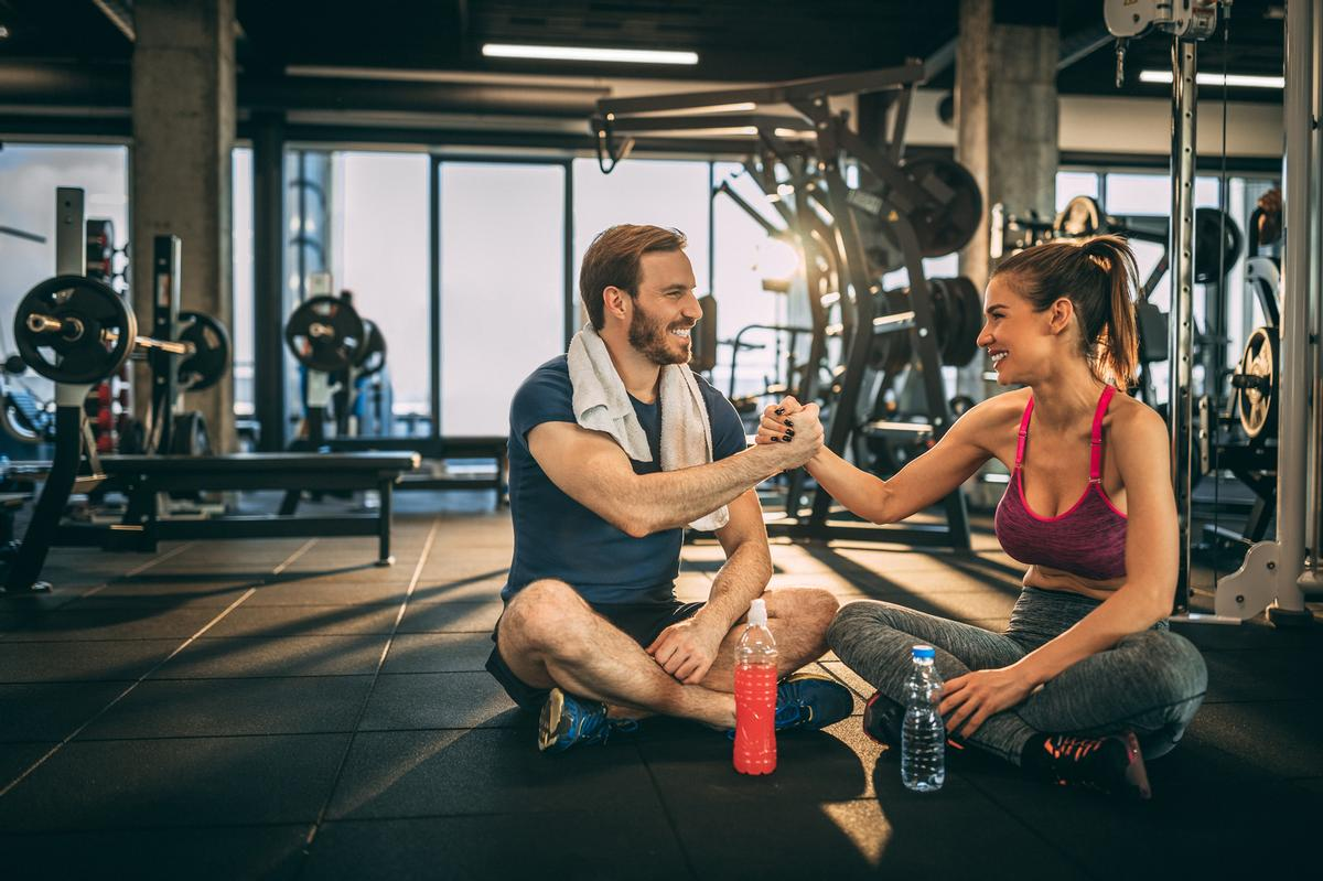 Gympass has recently partnered with Village Gyms and énergie Fitness / Shutterstock/Gutesa