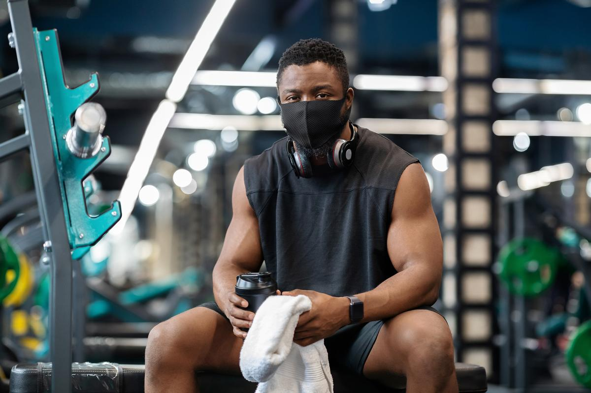The easing could have an impact in the way health clubs and fitness studios operate / Shutterstock/Prostock-studio