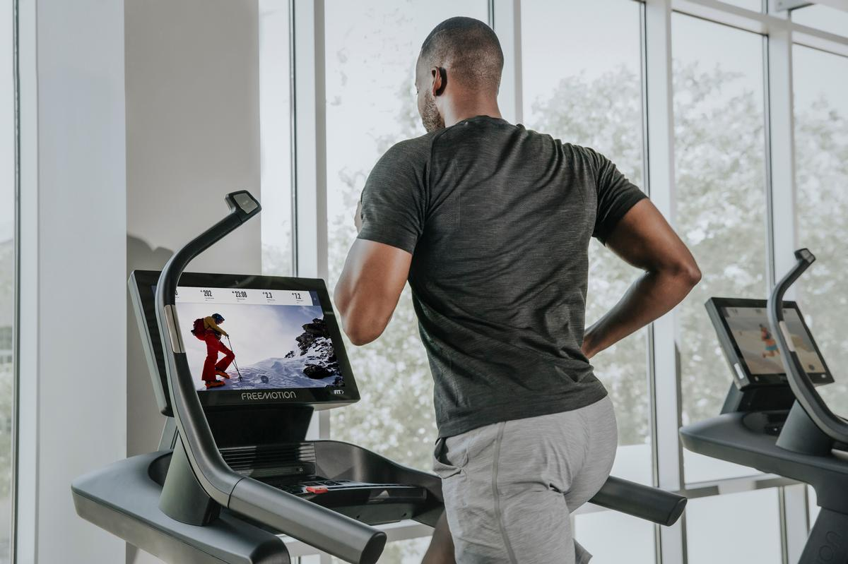 iFit Mind has been made available exclusively on Freemotion cardio equipment / iFit/Freemotion