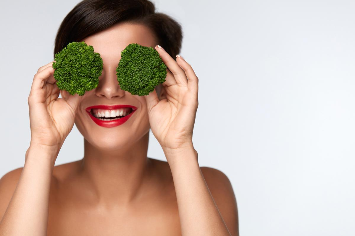 The Harvard study found the ideal ratio is 3:2 in favour of vegetables / Shutterstock/puhhha