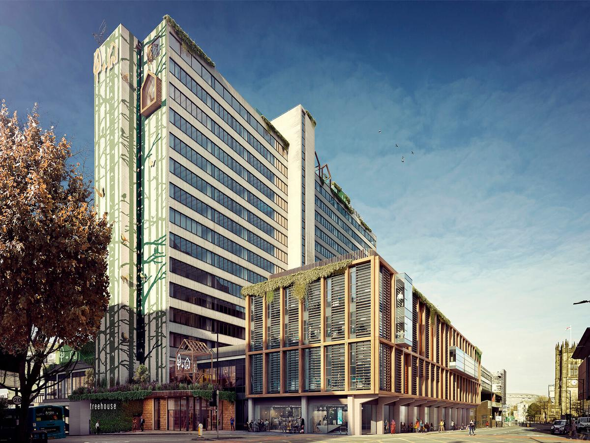 Treehouse boutique hotels engages SHoP, Rockwell, ODP and 93ft for developments in Miami and Manchester