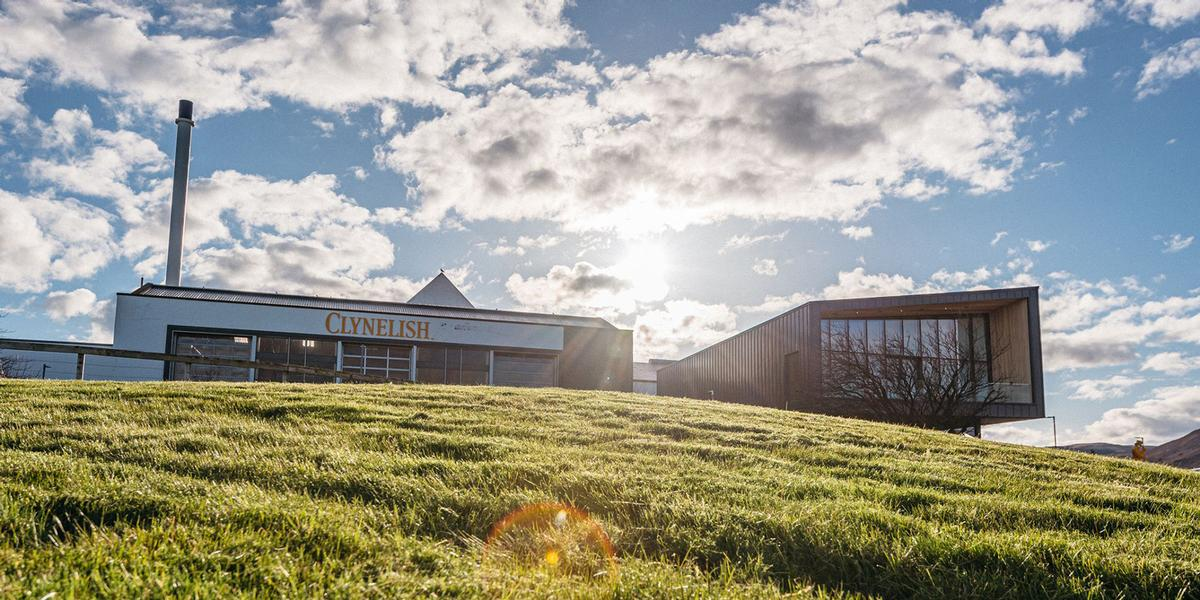 The new Highland Home of Johnnie Walker centre has been designed by BRC Imagination Arts / Diageo/LinkedIn
