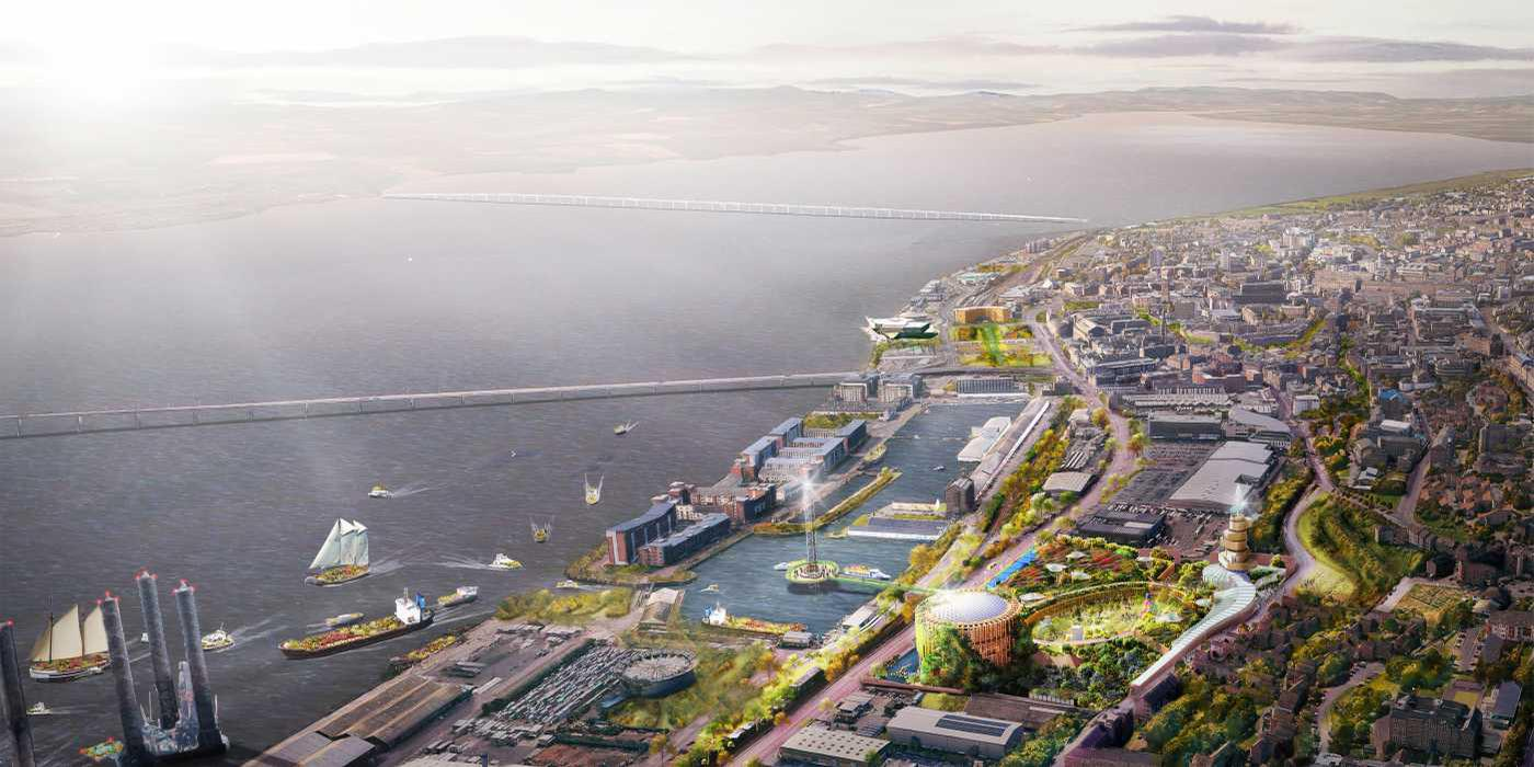 Eden Project signs deal for Dundee site