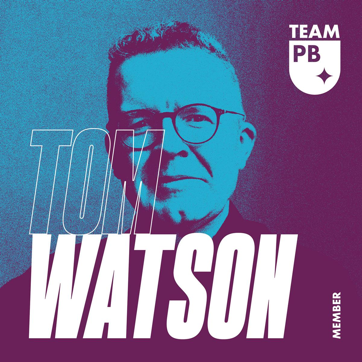 Watson, along with the five other volunteers, will share their Team PB 'stories' / David Lloyd Clubs