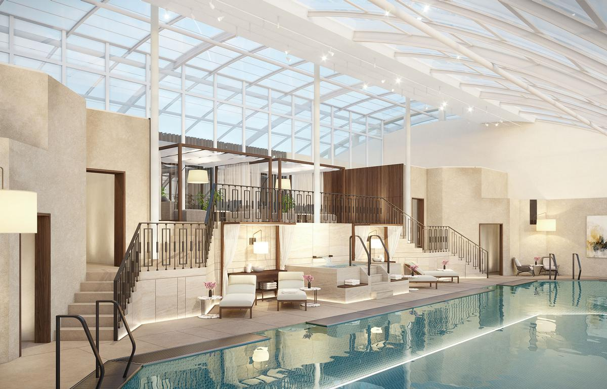 Studio 1508 completes £100m revamp of Jumeirah The Carlton Tower
