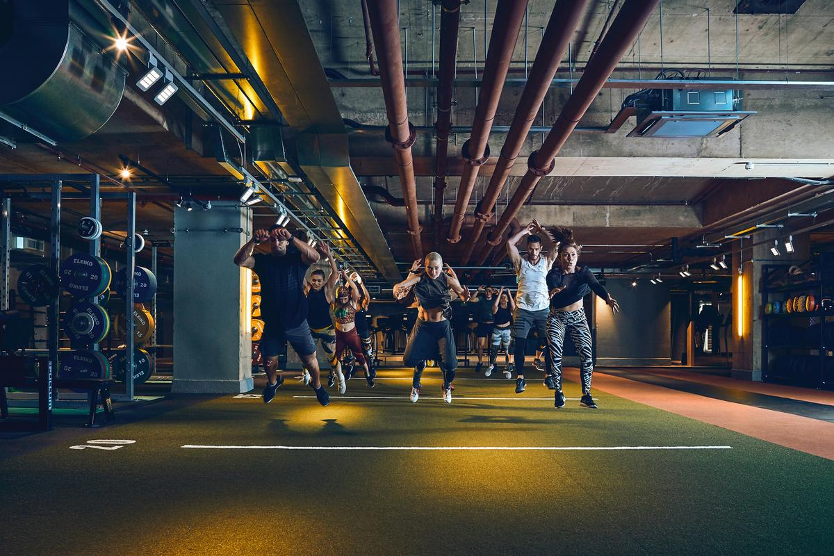 WeWork members will gain access to a bespoke package of Gymbox workouts / Gymbox