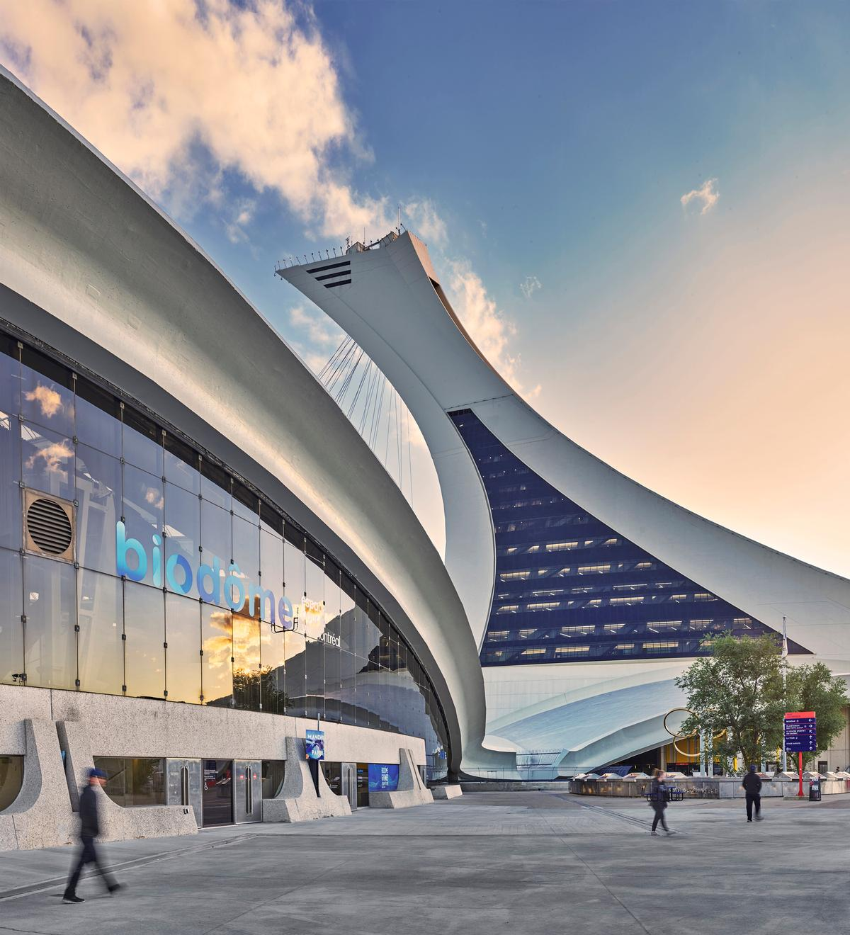 Kanva completes CA$25m redesign of Montreal's 'living museum', the Biodome