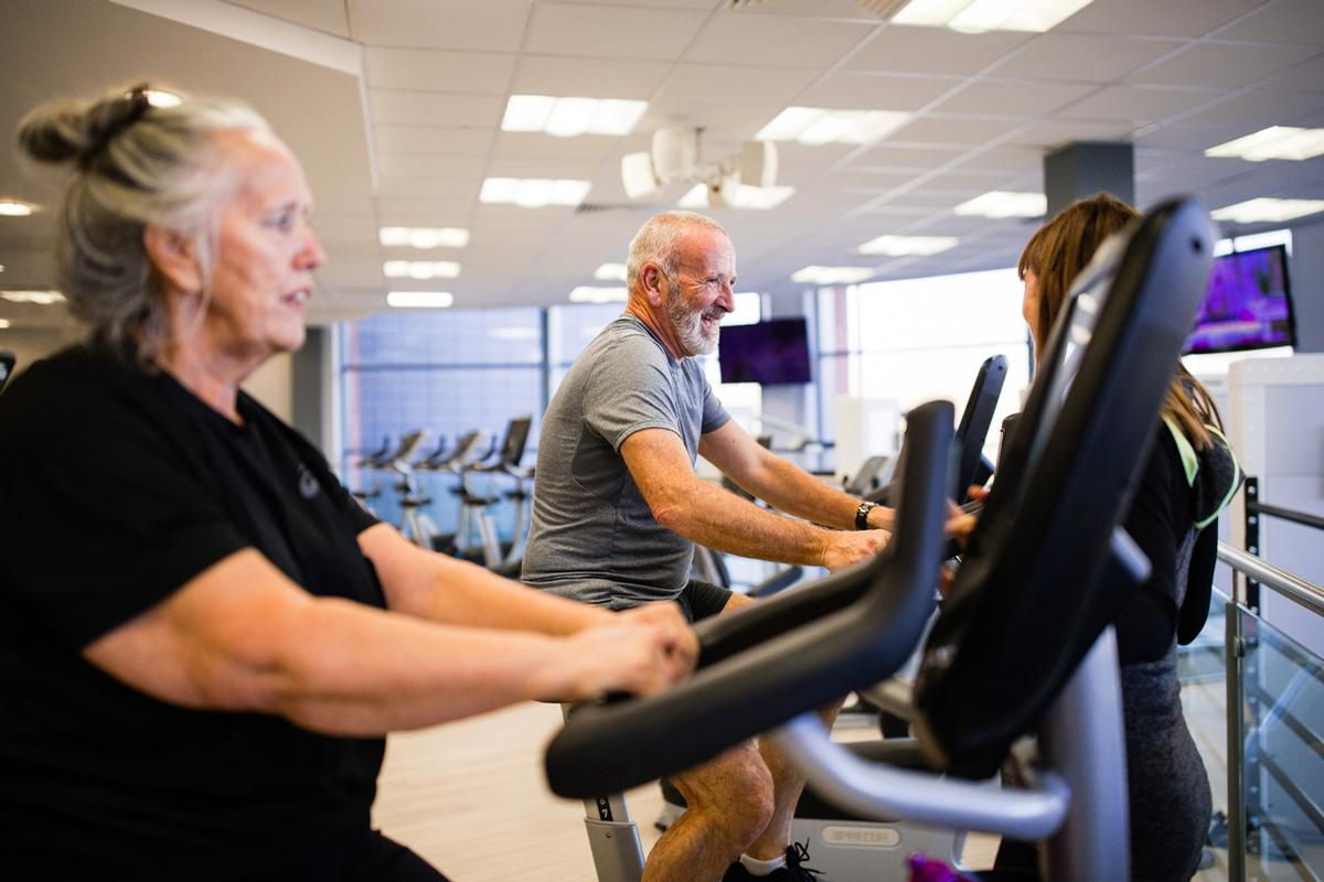 Parkwood generated a social value of £425.09 per member for the year / Parkwood Leisure