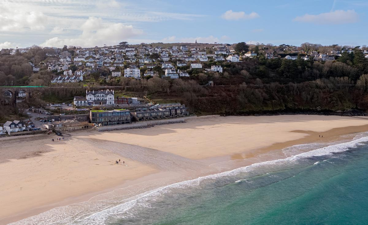 Visit Cornwall estimates the summit's total economic impact for the county will be £50m (€57.9m, US$70.5m) / Shutterstock/DVP19
