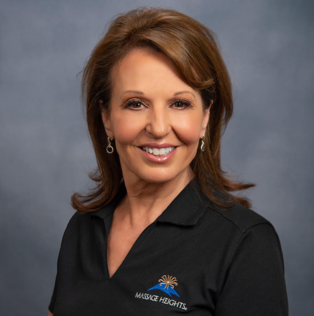 Susan Boresow has become the CEO and president and begun overseeing Massage Heights' 140+ locations across the US and Canada / Jack Vaught