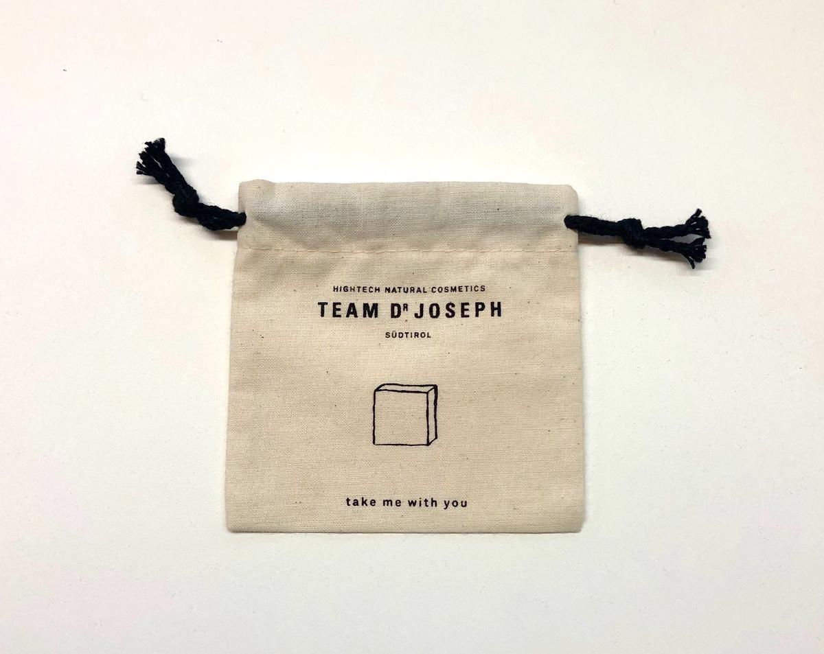 Team Dr Joseph has also produced a neat travel bag for the amenities / Team Dr Joseph