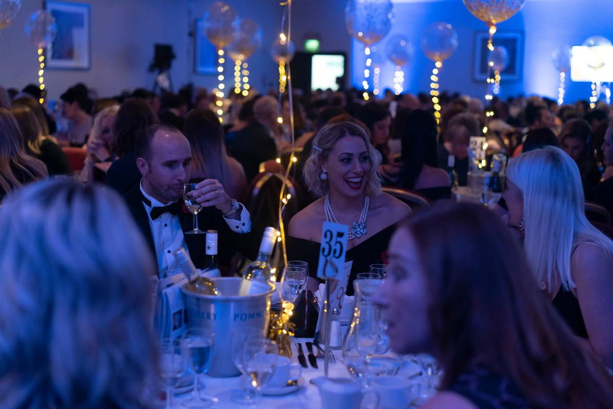 The Spa Life Gala Dinner hosts the annual Good Spa Awards / Spa Life UK