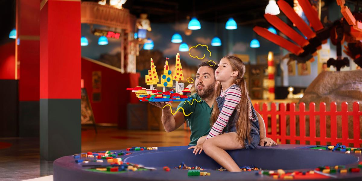 The Brussels site will add to Merlin's existing portfolio of attractions across Europe / Merlin Entertainments/Legoland Discovery Centre Berlin