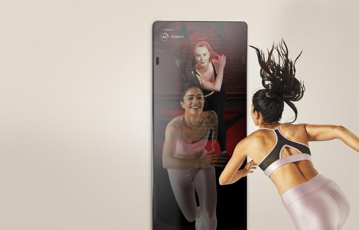 The partnership deal is the first time Barry's has aligned with a connected fitness platform / Forme/Barry's