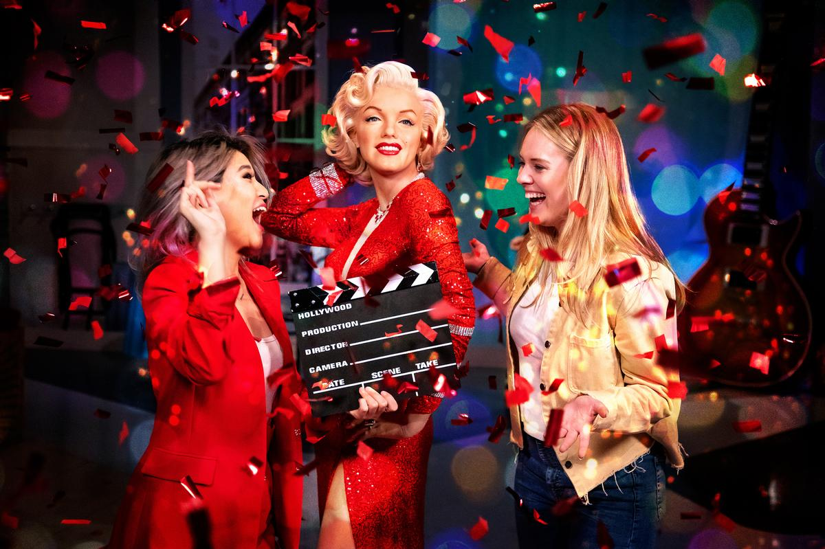 The 2,000sq m attraction will be operated by franchisee Dorottya Experience Kft / Merlin/Madame Tussauds