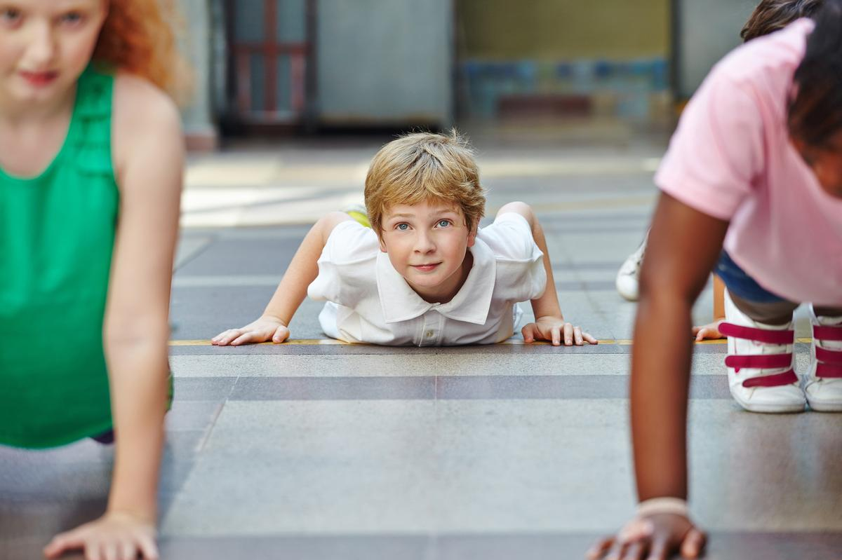 The Premium provides ensures every primary school-age child gets at least 60 minutes of physical activity a week / Shutterstock/Robert Kneschke