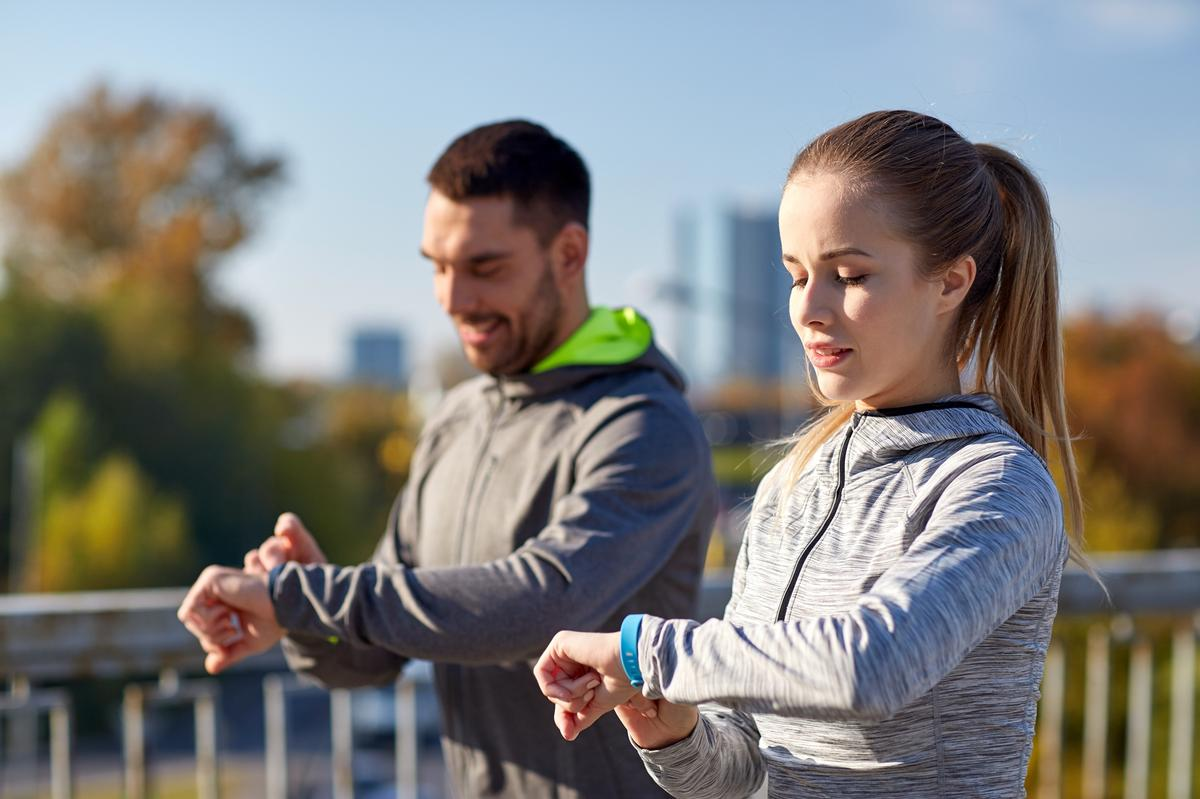 More than a third of US consumers own a smartwatch or fitness tracker personally / Syda Productions