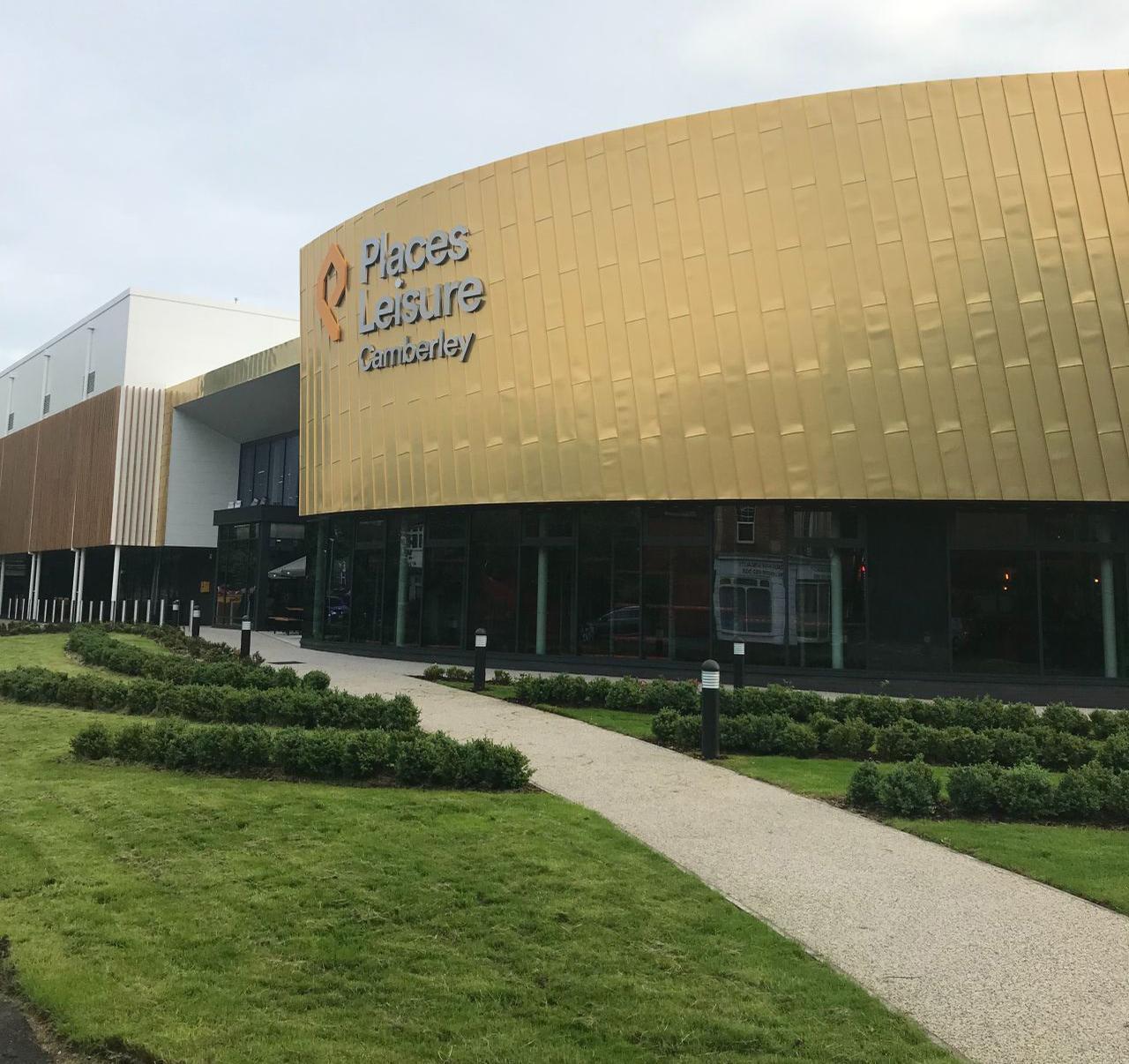 The £22m centre opened its doors on 1 July / LinkedIn/Dan Walker