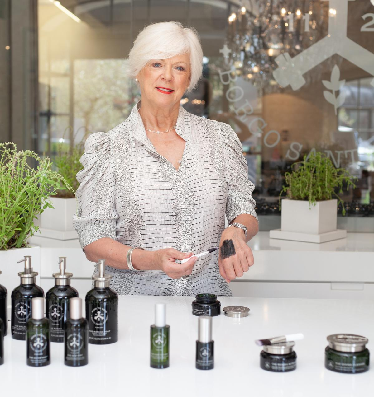 Terry Prager has worked in the spa and beauty industry for over 30 years and previously worked for brands including Espa, La Prairie, Ritz-Carlton and, most recently, Natura Bissé / Seed to Skin