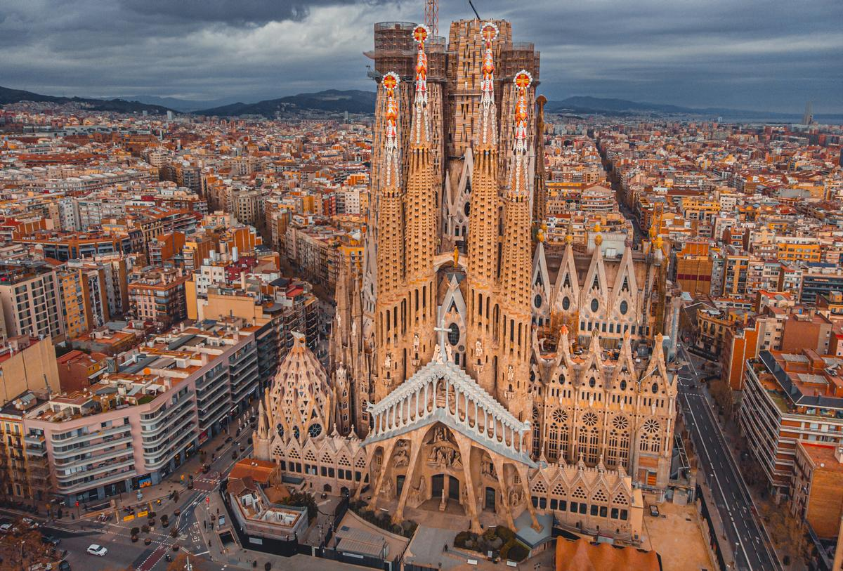 At a city level, Barcelona achieved the highest interest ranking among hotel investors / Shutterstock/Pelin Nathalia