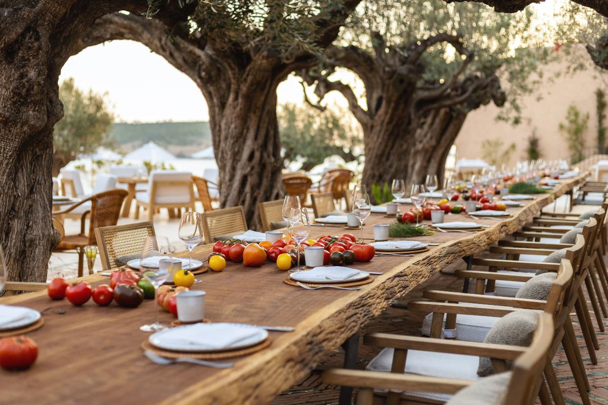 Chef Eyal Shani is behind the food offerings at Six Senses Ibiza / Six Senses