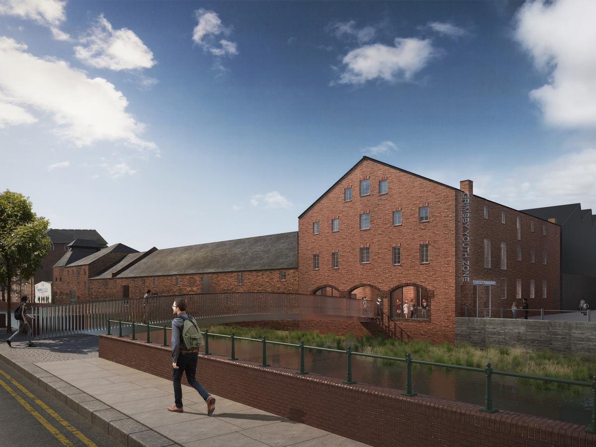 The project will be led by architects John Puttick Associates / John Puttick Associates