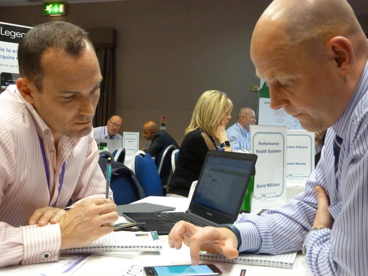 The event will continue to focus on introducing operators to innovative operational approaches / Big Fish PR/Active-net