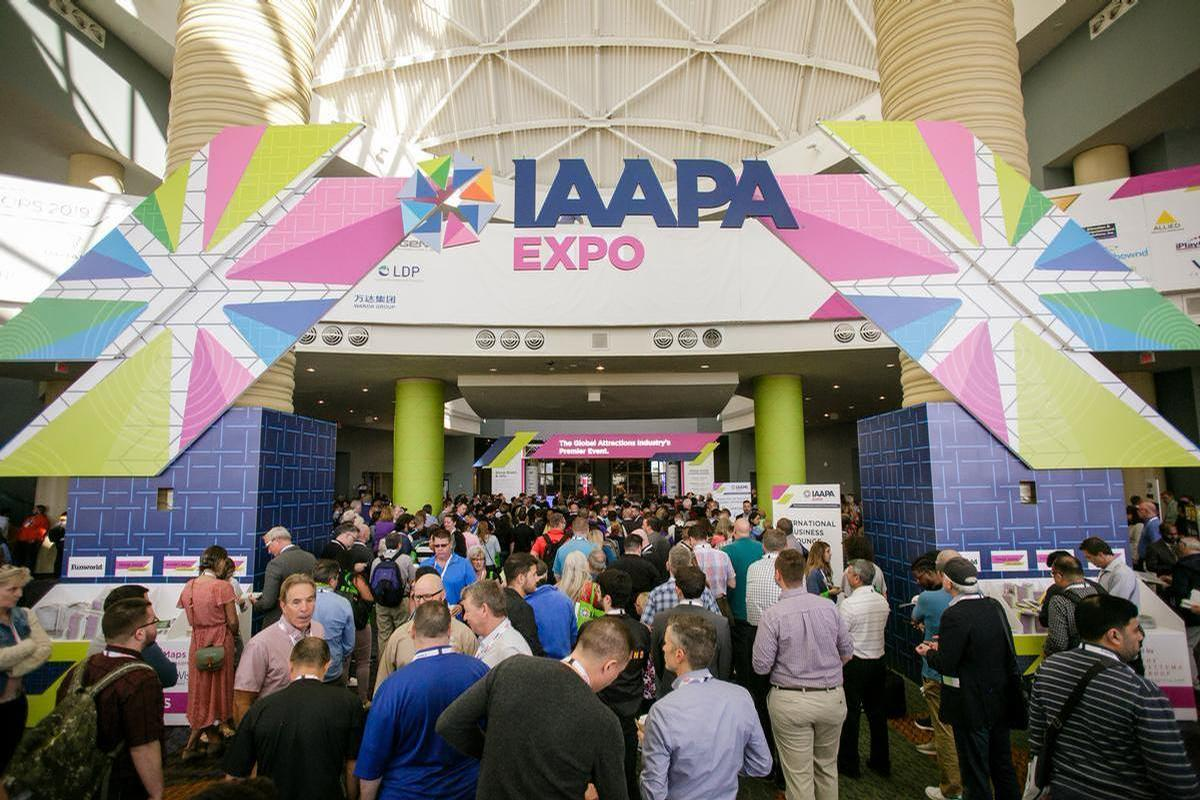 This year's IAAPA Expo is set to take place in Orlando, Florida, from 15 to 19 November / IAAPA