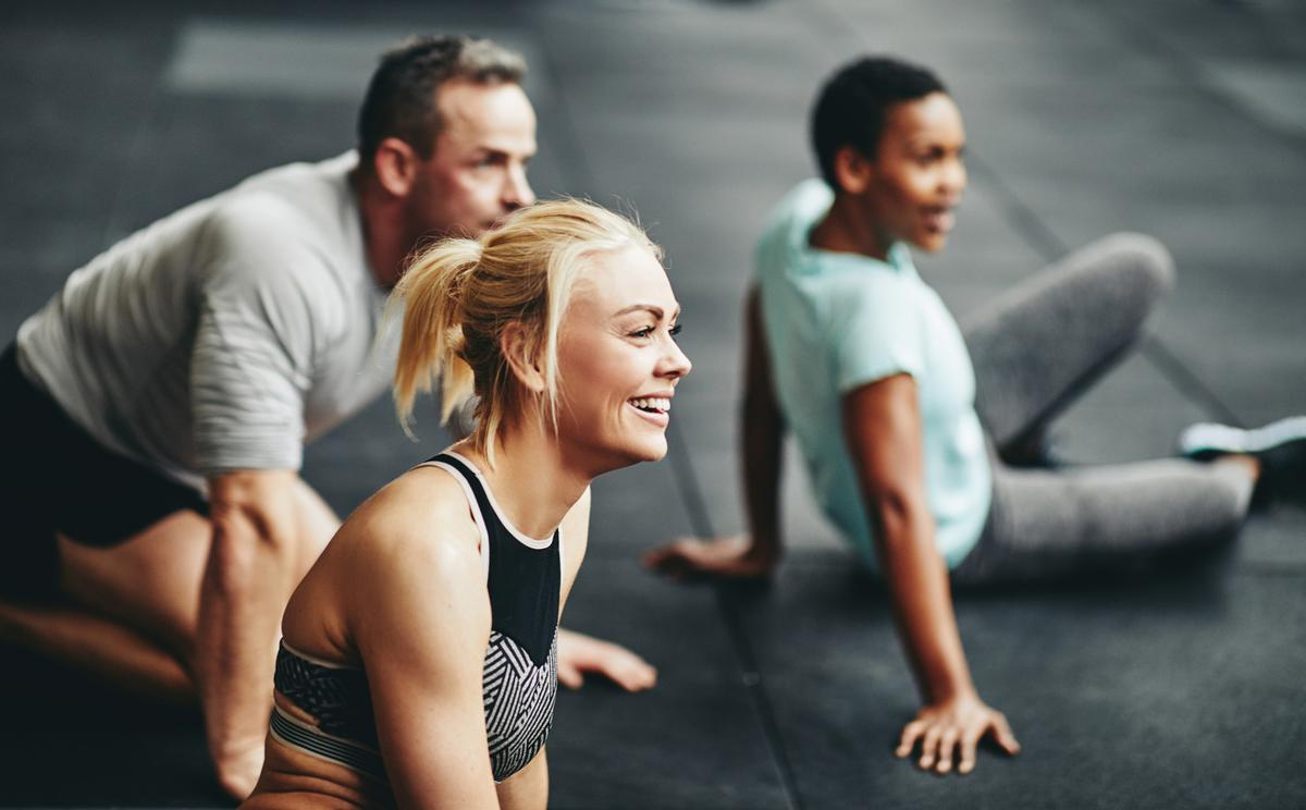 The fitness sector's recovery has already begun, as restrictions are being lifted across the globe / Shutterstock/Flamingo Images