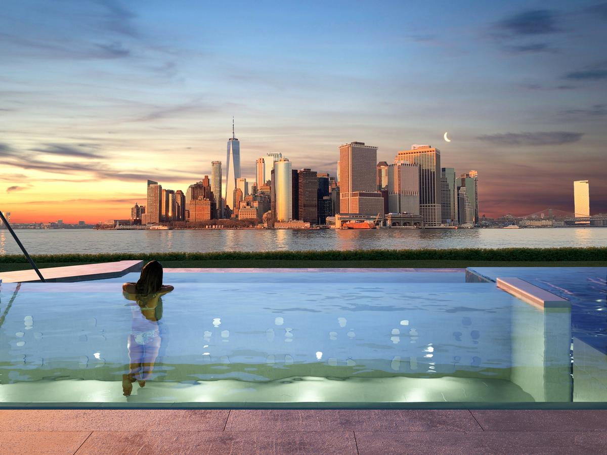 The US$50m thermal day spa will open in September / QC NY