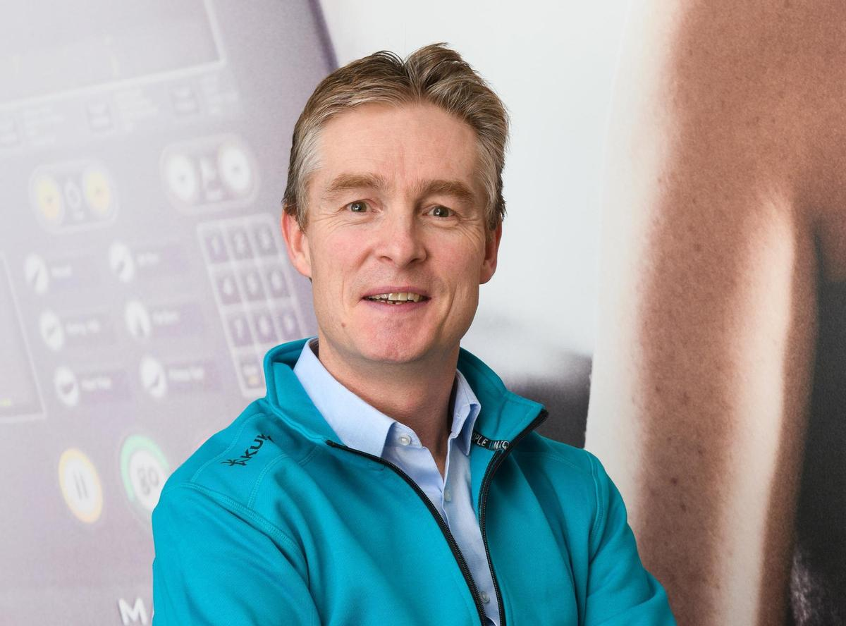 Cobbold said being able to keep sites open has been a 'very close call' in some areas / PureGym