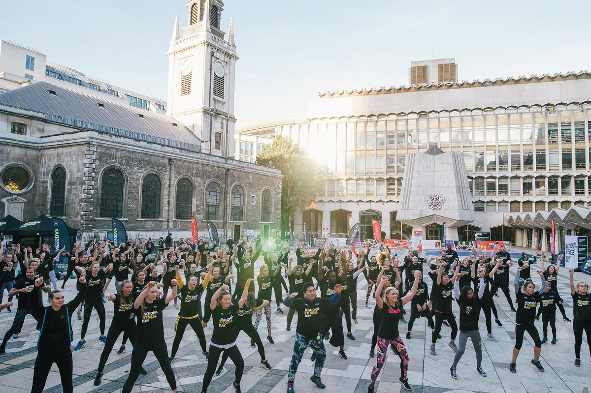 National Fitness Day will feature the theme 'Fitness Unites Us' / ukactive/National Fitness Day