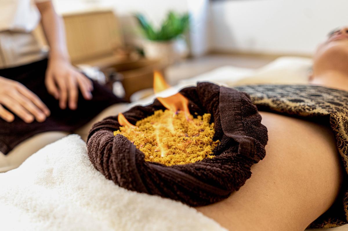 All Ya-Pao treatments are conducted By RAKxa's experienced therapists / RAKxa