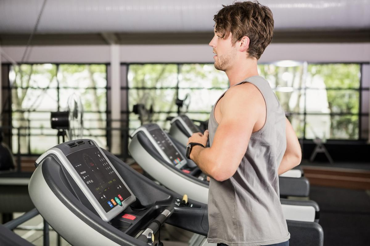 The research team studied healthy young men through a six-week exercise programme / Shutterstock/wavebreakmedia