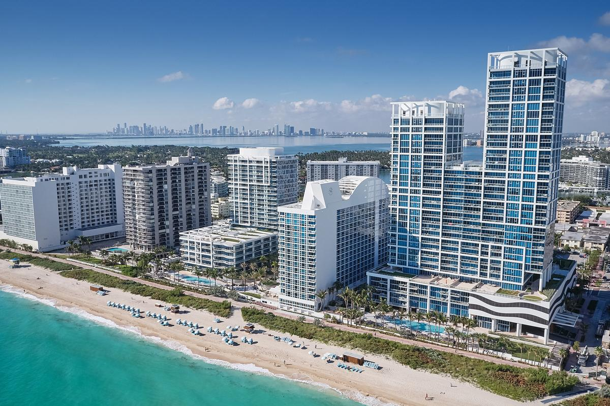 The new medi-wellness clinic will open in September 2021 in partnership with the biosation / Carillon Miami Wellness Resort