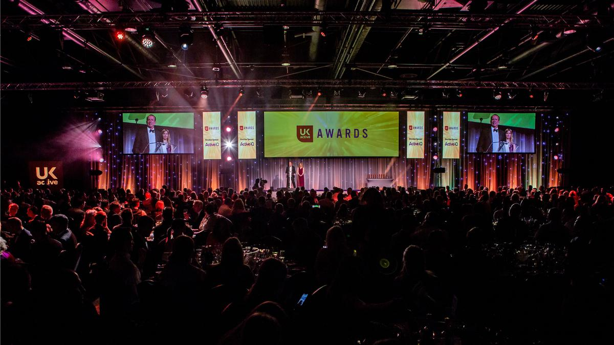 The awards were last announced in 2019 (pictured) / ukactive