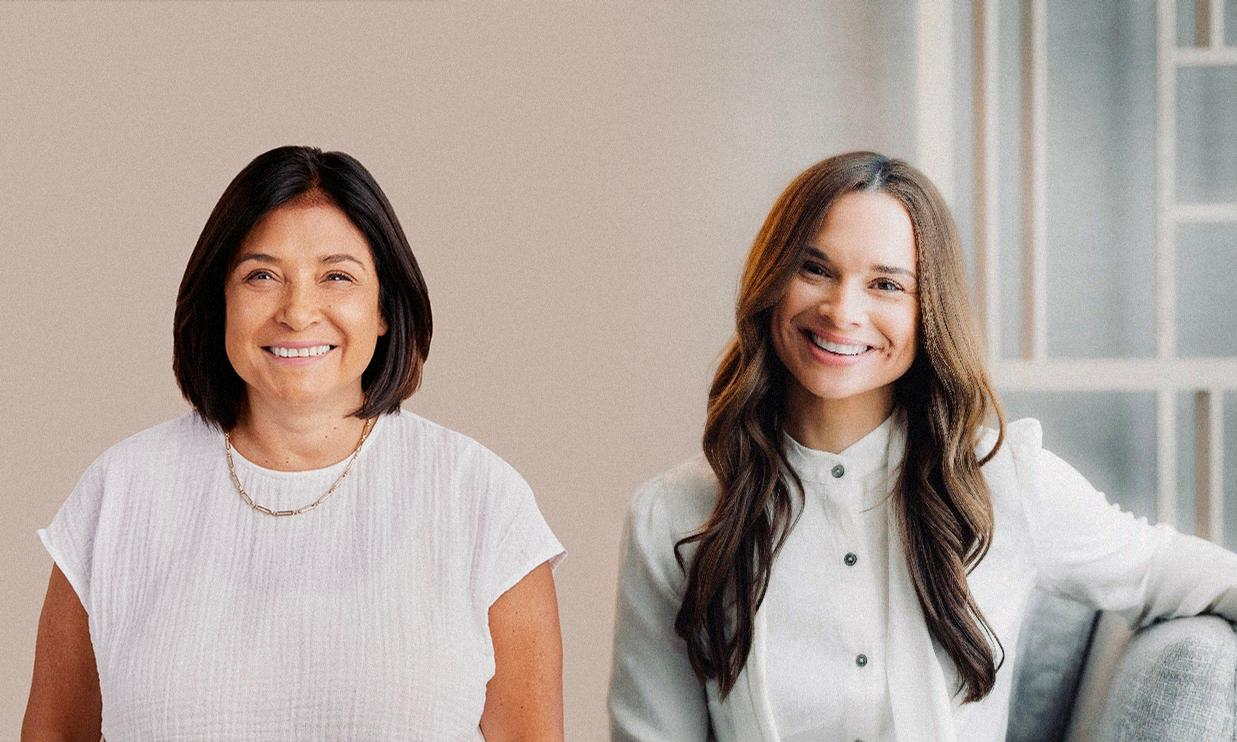 The Well has appointed Doris Lopez (L) and Tara Cruz (R) to its leadership team