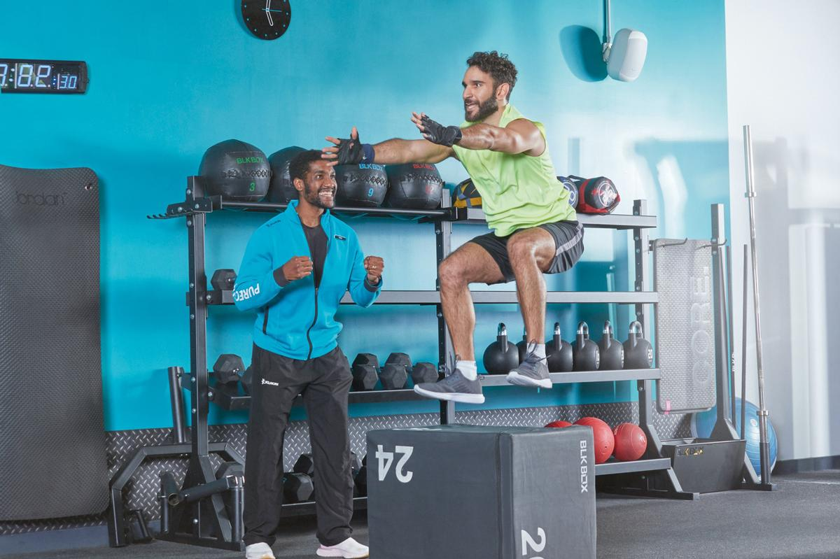 PureGym aims to accelerate expansion in 2022 and take the brand global / PureGym