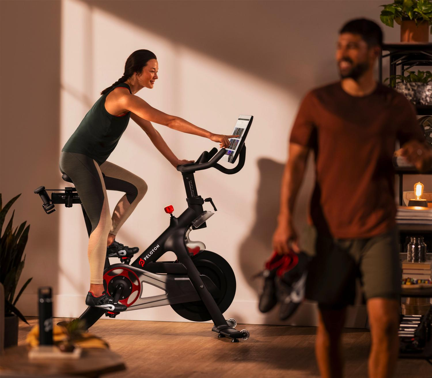 Peloton said it is lowering the price of its original Peloton Bike across all of its markets to US$1,495 / Peloton
