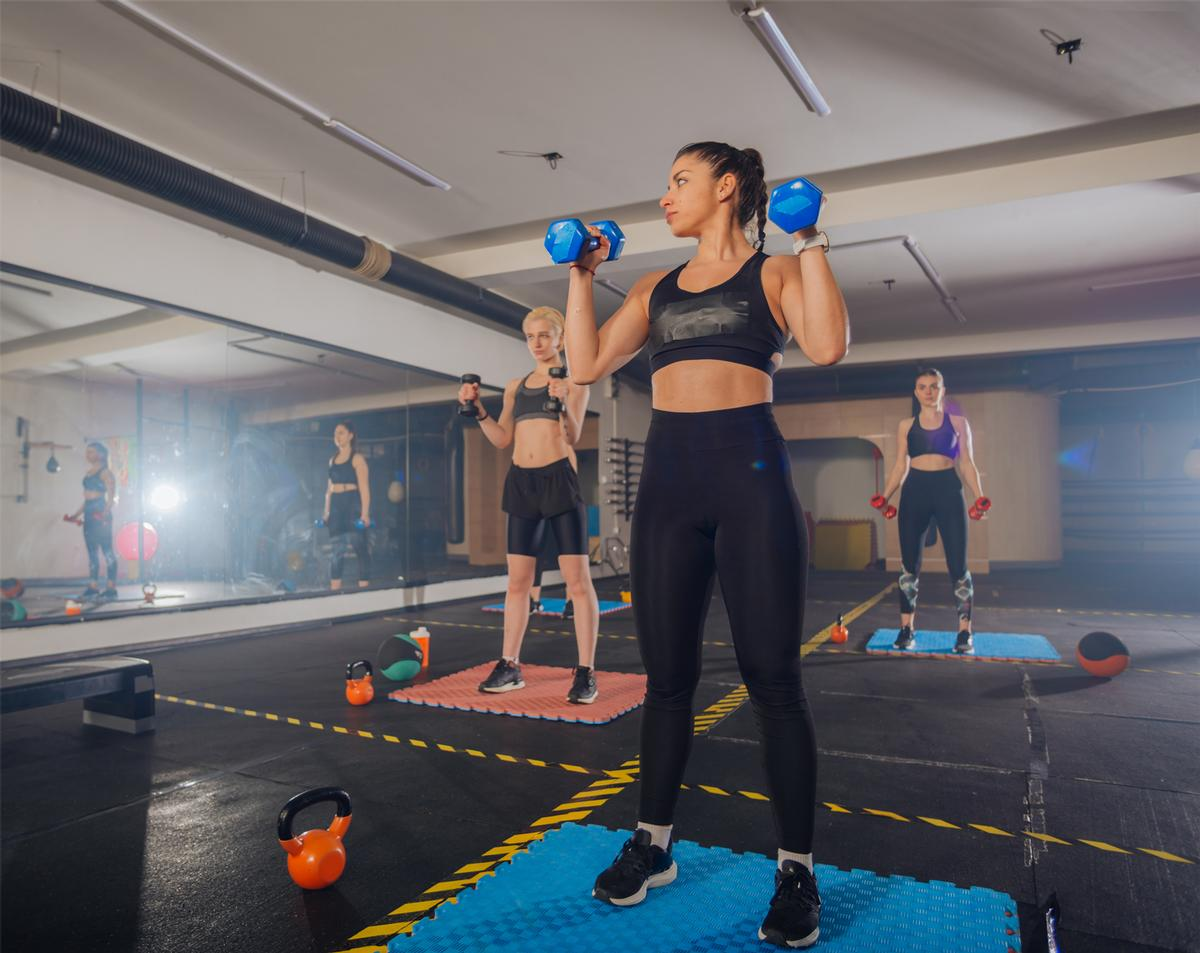 Non-gym goers are 160 times more likely to get COVID-19 than gym-goers / Shutterstock/Gorgev