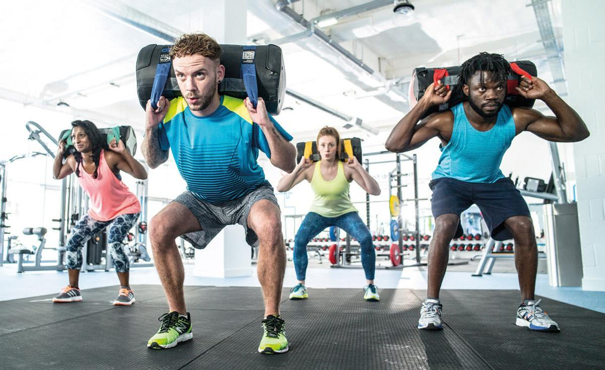 Gym Group had 730,000 members at the end of June up from 547,000 in February / The Gym Group