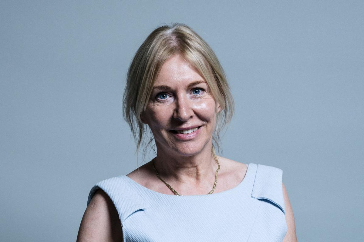 Nadine Dorries replaces Oliver Dowden in the role / Official portrait of Nadine Dorries by Chris McAndrew, licensed under CC BY 3.0: https://creativecommons.org/licenses/by/3.0/