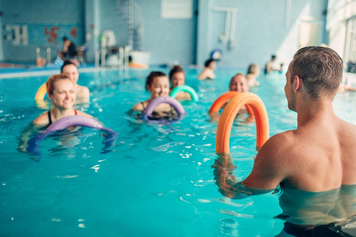 Swim England warns that 'millions of people' could be left without access to a pool / Shutterstock/Nomad_Soul