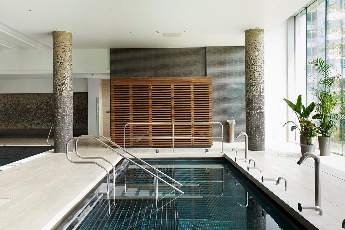 Klafs and Guncast deliver wellness facilities across luxury hotels, private residences, commercial spas and high-end residential developments.