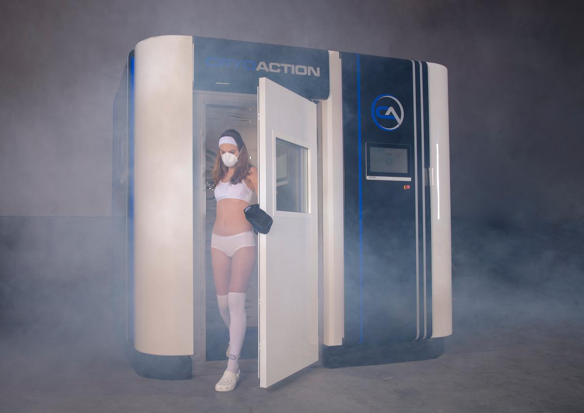 The aesthetics of the new chamber are exactly the same as the brand's hybrid nitrogen-cooled chambers