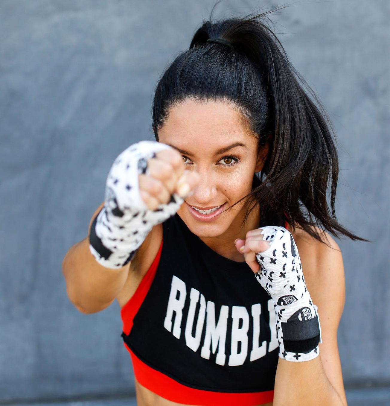 The boxing-inspired boutique brand was acquired by Xponential Fitness in March 2021 / Rumble/Xponential Fitness