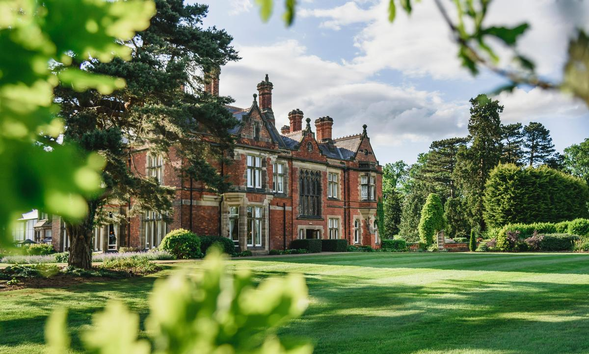 At 50,000sq feet, the award-winning Spa at Rockliffe Hall encompasses a thermal bathing suite, hydrotherapy experiences, a spa garden and a host of fitness facilities