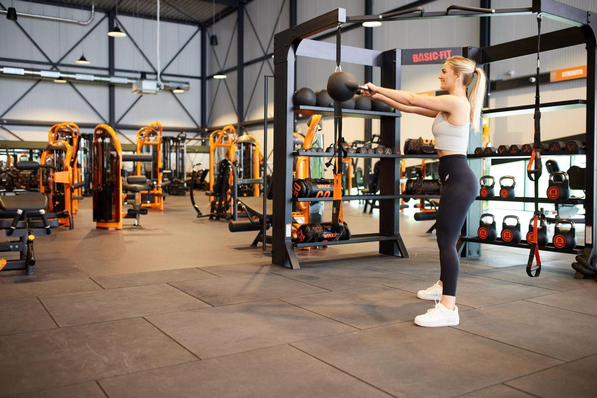 The club in the Dutch city of Tilburg has been dedicated to the memory of Basic-Fit property director Jeroen den Burger / Basic-Fit