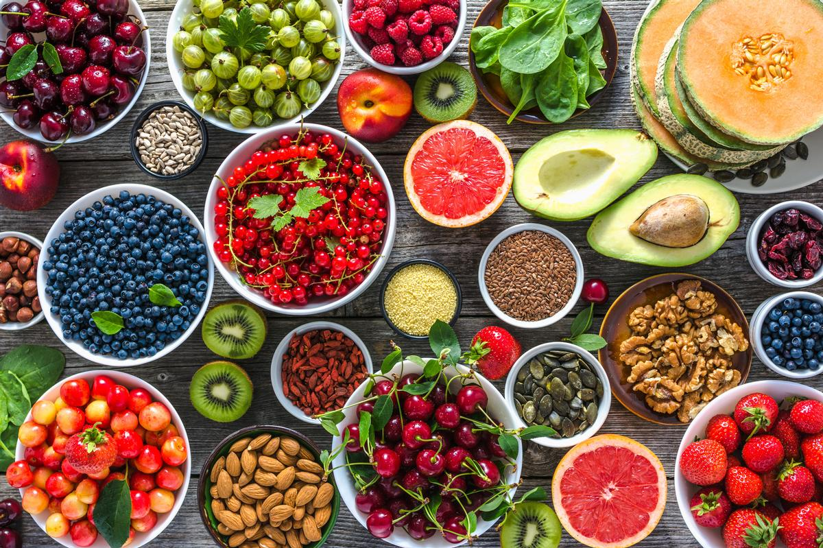 The retreat has been curated to help guests learn how to use nutrition as a tool to progress on their journey towards optimal health / Shutterstock/alicja neumiler