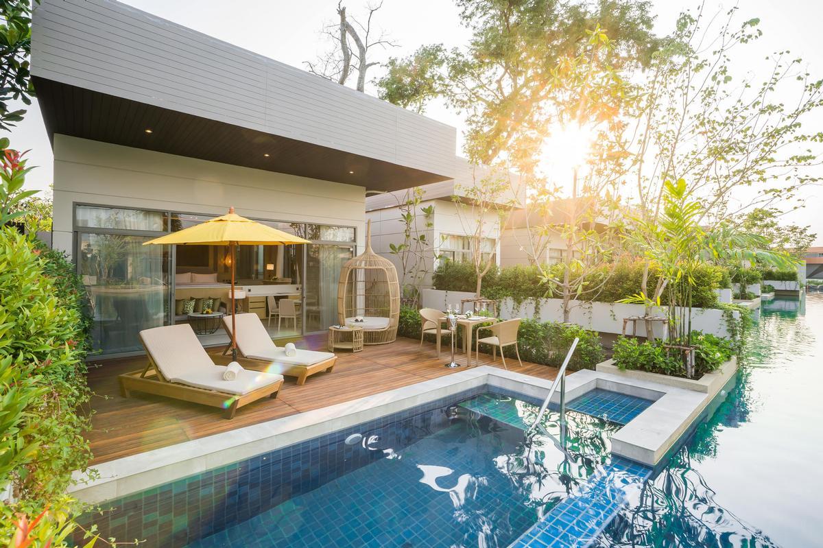 The medi-wellness centre will launch at the AvaniSpa within Minor's existing beachfront property, Avani+ Hua Hin Resort, in Thailand.